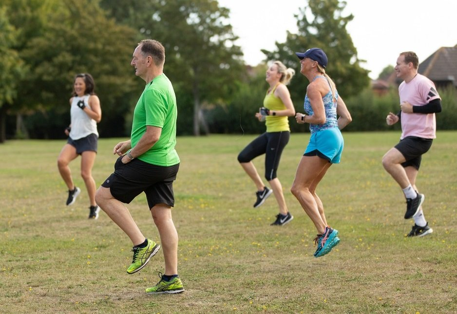 Covid-19 secure - Chislehurst Group Fitness Bootcamp