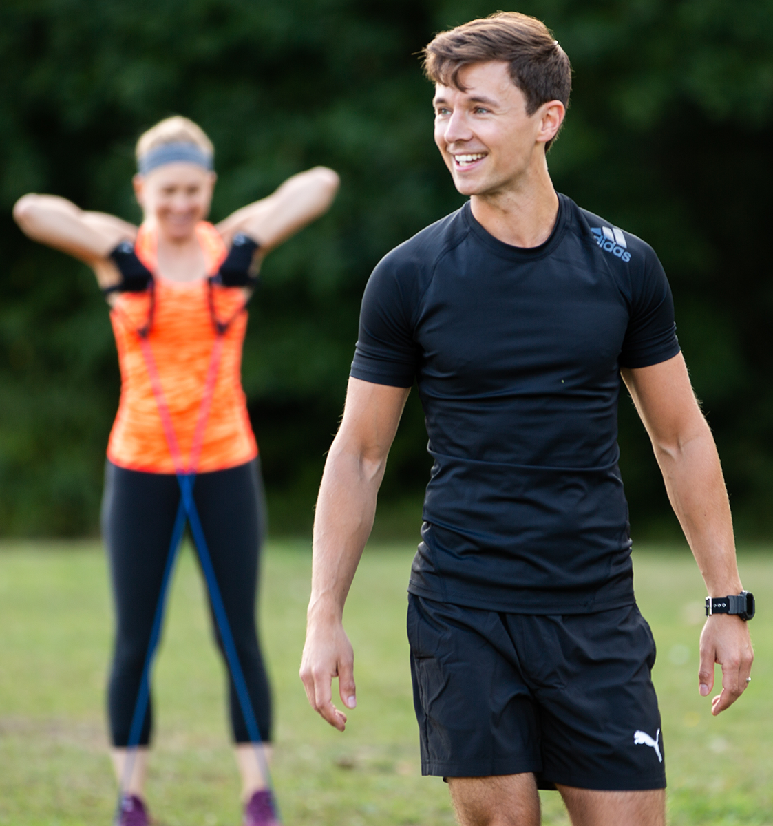 Chislehurst Fitness - Personal Training with resistance bands